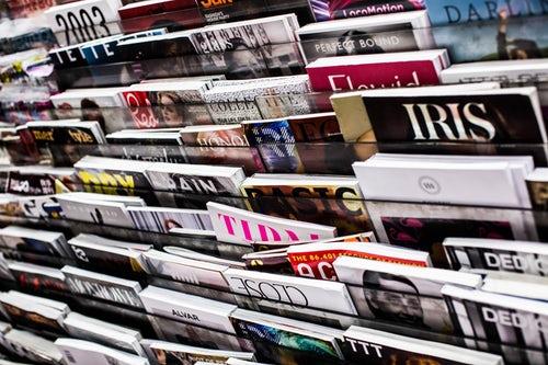 assorted-magazines-on-rack