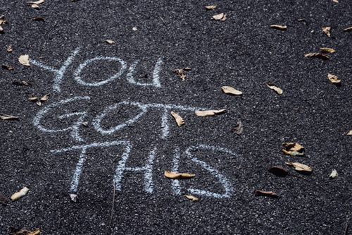 you-got-this-written-on-asphalt