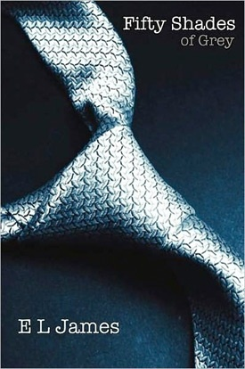 """Cover Art for """"50 Shades of Grey"""""""