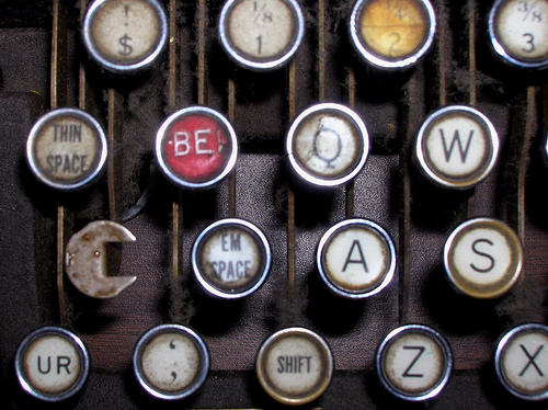 typewrite it yourself, or look into hiring freelance writers