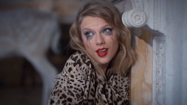 taylor-swift-music-video-crying-smeared-mascara