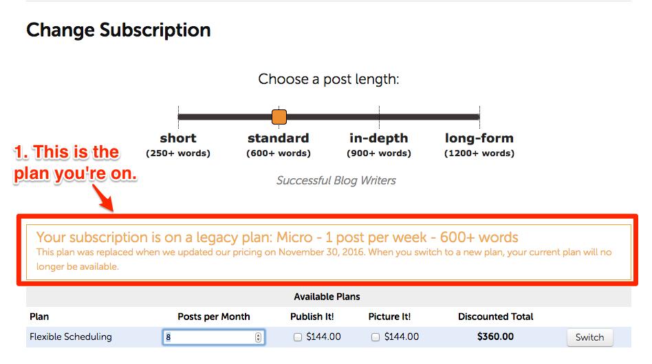 Change-subscription-on-BlogMutt