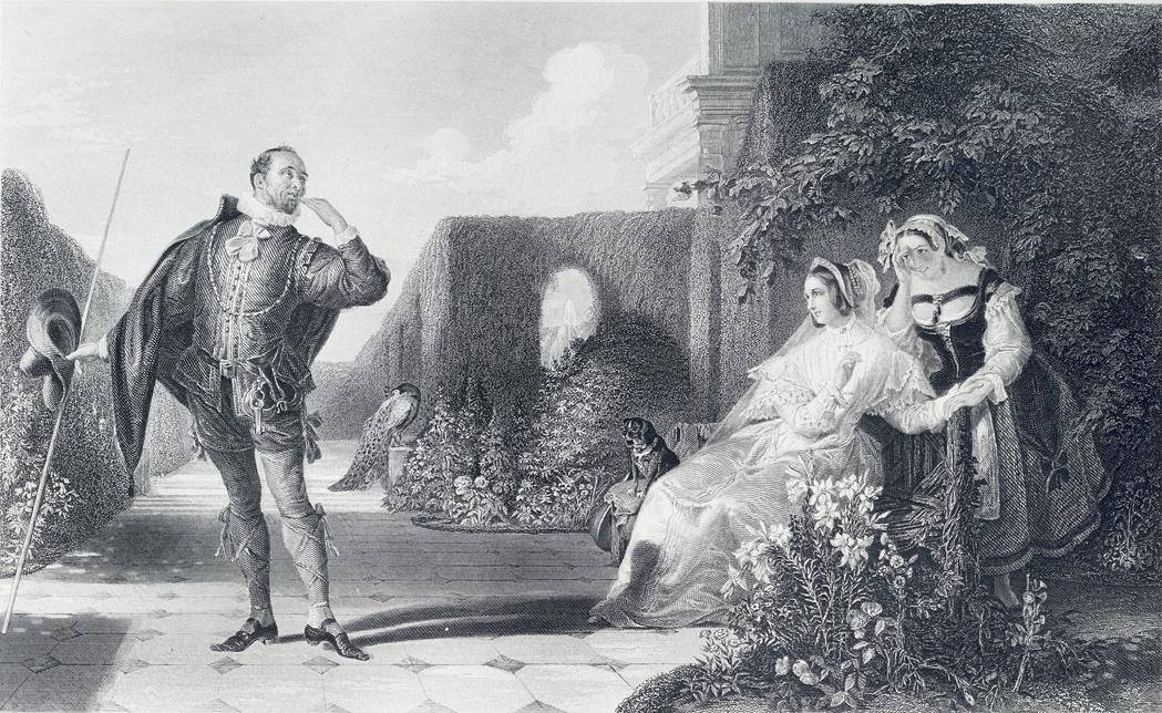 Malvolio from Shakespeare's Twelfth Night