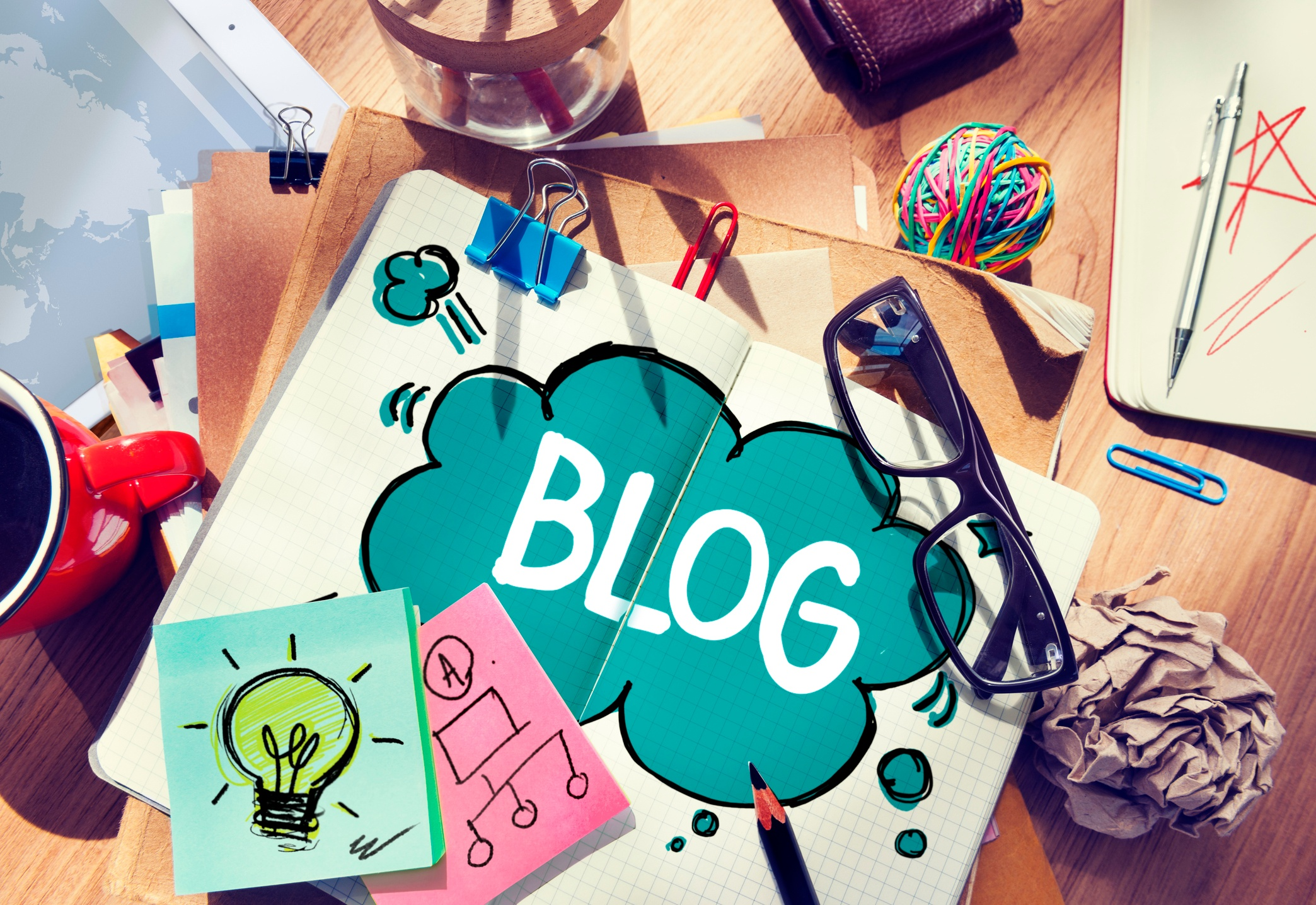 How Blogs Help Business, Even If No One's Reading Yours