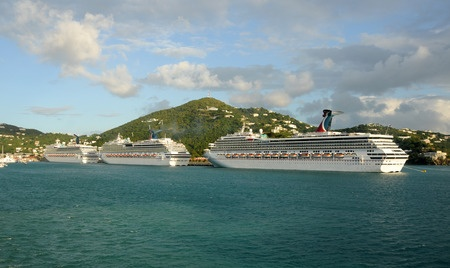 blogging for a cruise line company