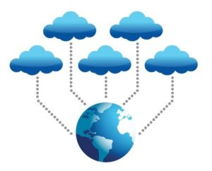 graphic-of-earth-with-multiple-tech-clouds-connected