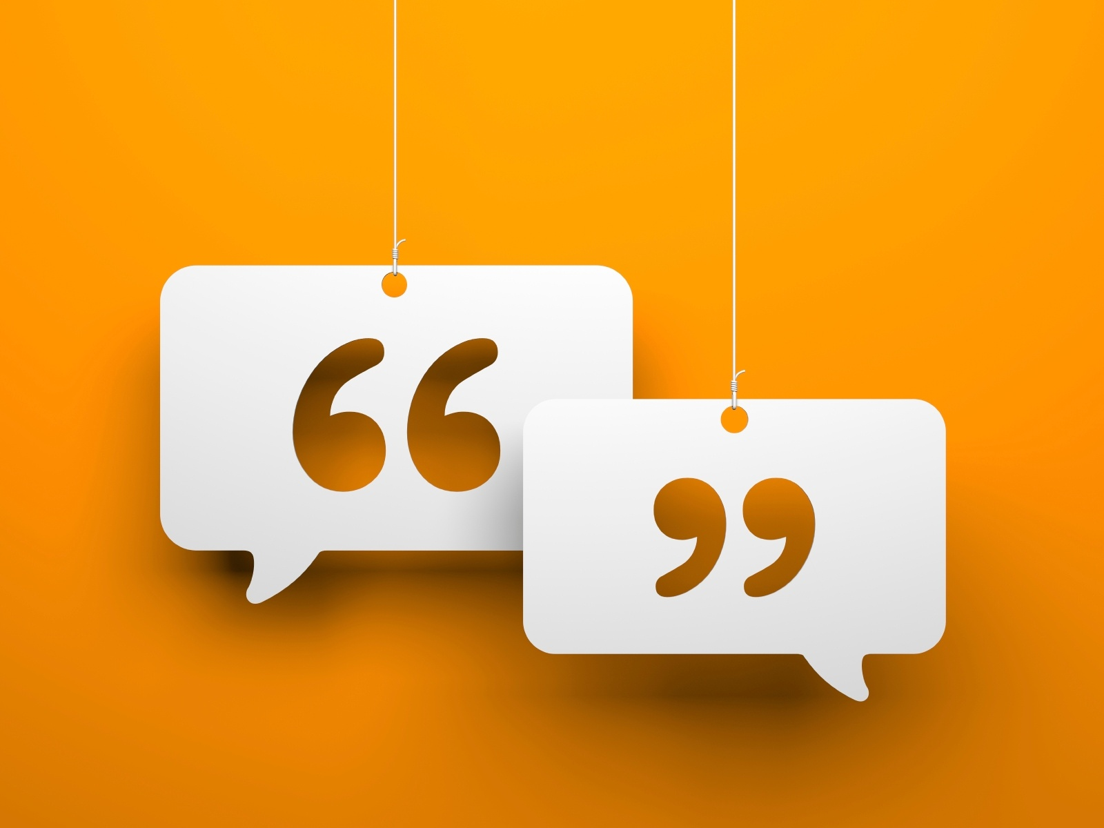 quotation-marks-in-speech-bubbles