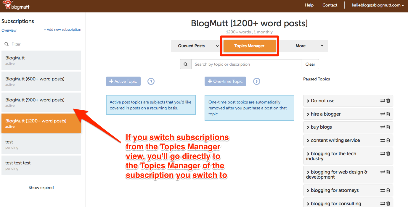 blogmutt-new-switching-topic-manager-page