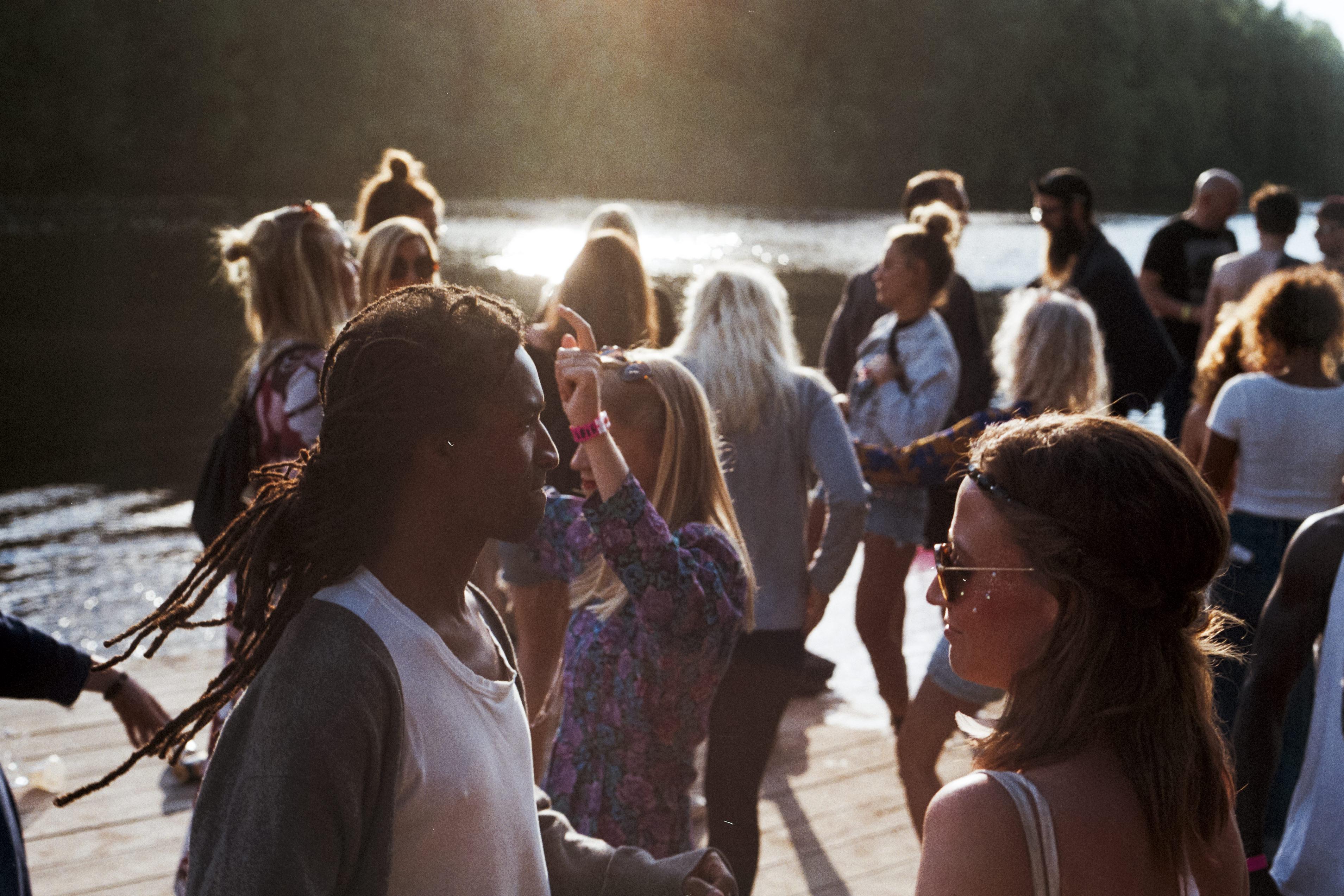 Hippie-people-dancing-outside