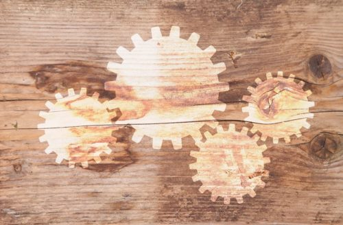 image-of-gears-on-wooden-board