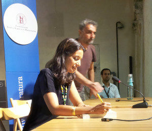 author-jhumpa-lahiri-at-panel-event