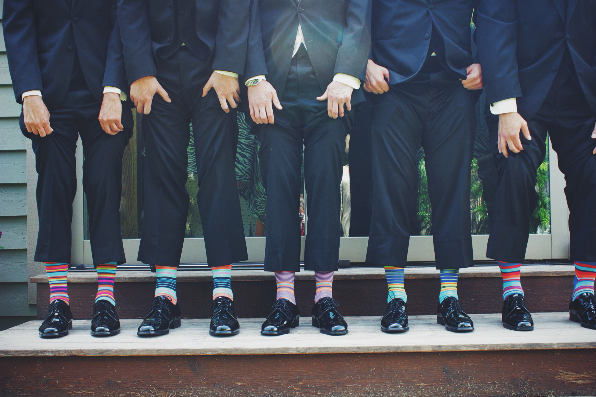 men-in-suits-with-crazy-funky-socks