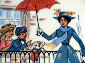 mary poppins woof