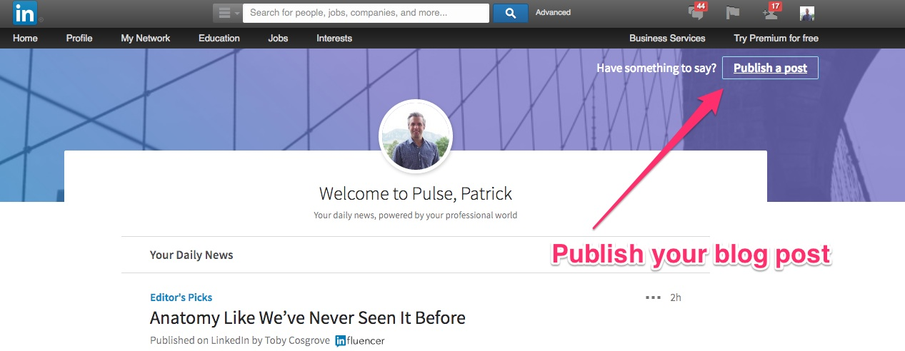 how-to-publish-your-blog-post-on-linked-in-pulse