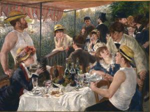 renoir impressionism #WOOF