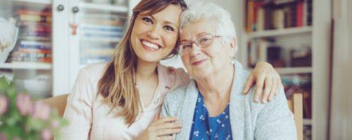 female-supervising-senior-care-for-elderly-woman