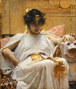 Woof Waterhouse Cleopatra