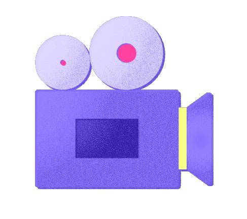 illustrations_color-bg_video-camera