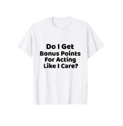 tshirt amazon bonus points