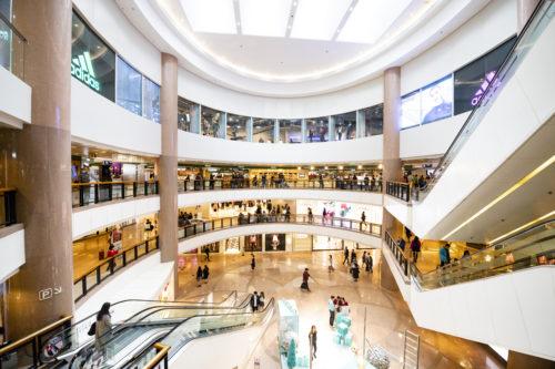 Harbour City, Hong Kong shopping mall