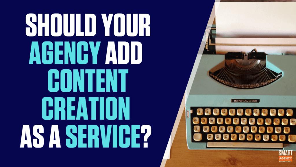 smart agency jason swenk podcast agency content creation