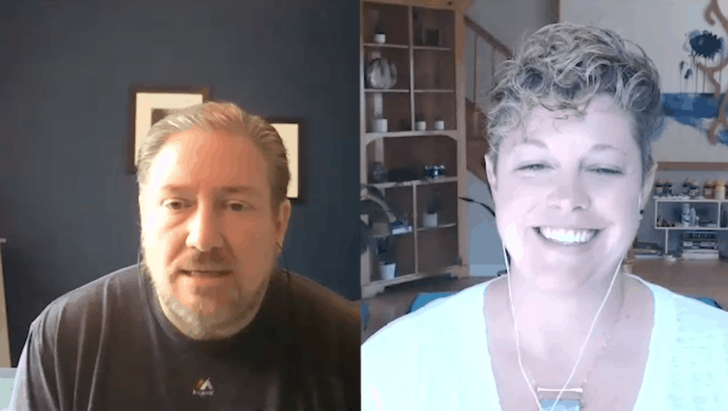thrive video podcast kelly campbell