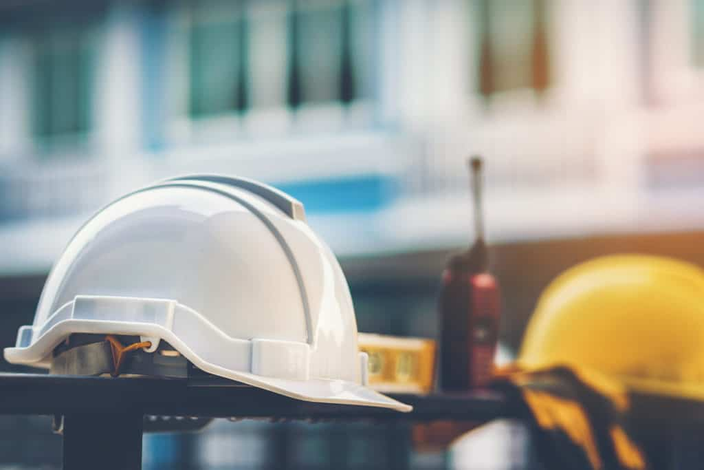 hard hats workplace safety