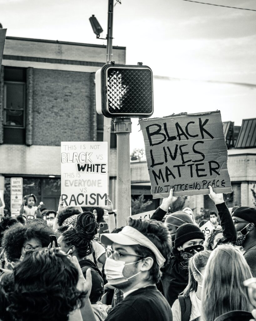 unsplash black lives matter