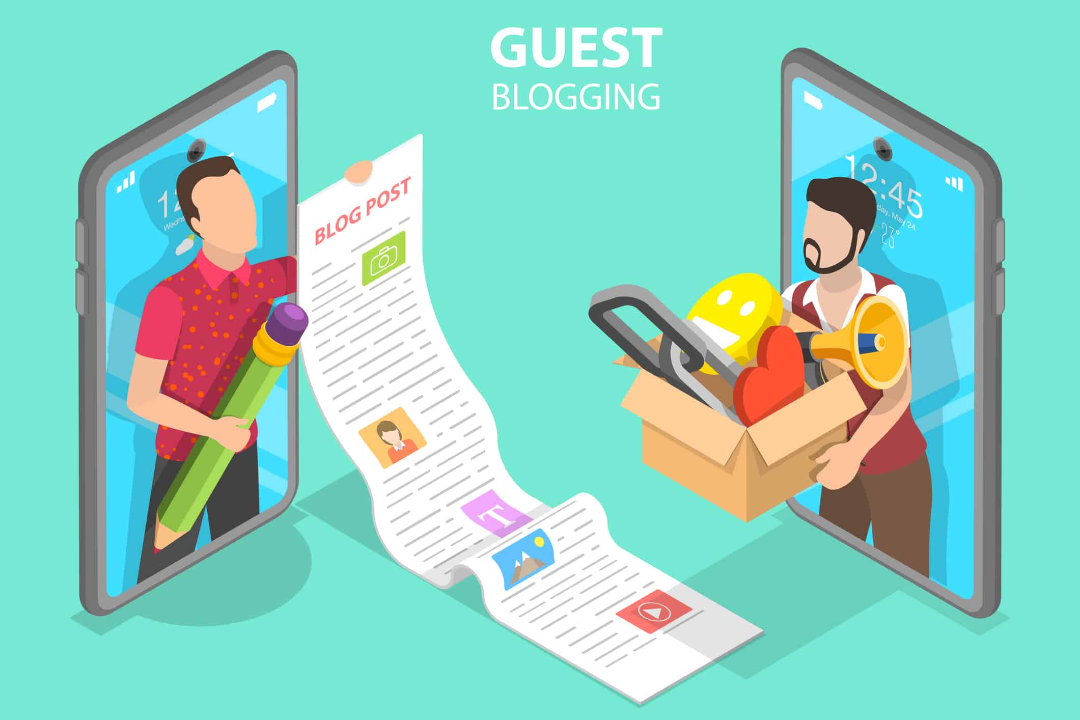 Everything You Need To Know About Guest Blogging | Verblio