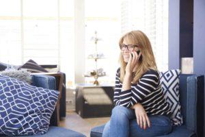 fundraising phone call
