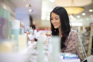 beauty industry sample post
