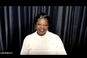 Lola Bakare on Episode 46 of The Verblio Show