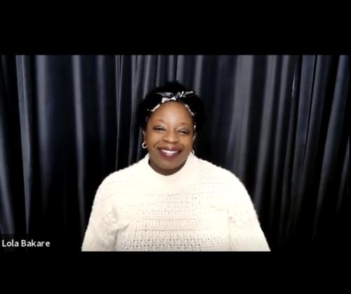 Lola Bakare in Episode 46 of The Verblio Show
