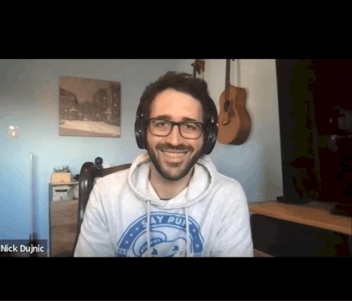 Nick Dujnic Episode Summary